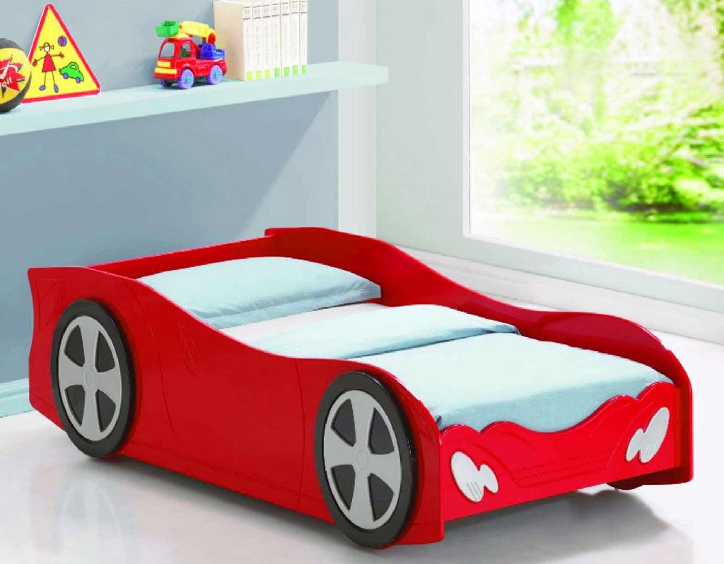 غرف نوم على شكل سيارات للأطفال  Car-bed-for-the-interior-design-kids-bedroom