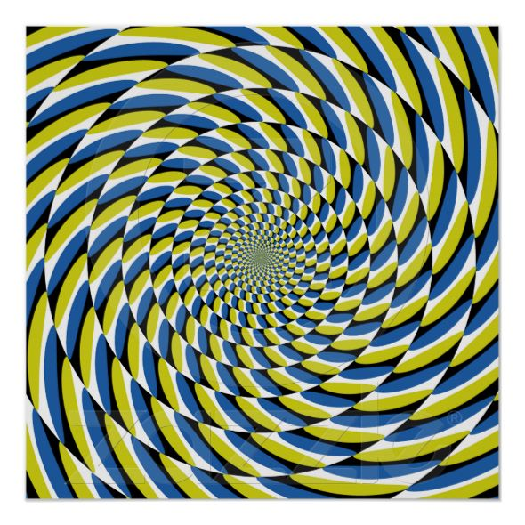 خدع بصرية  Optical-Illusions-Gallery