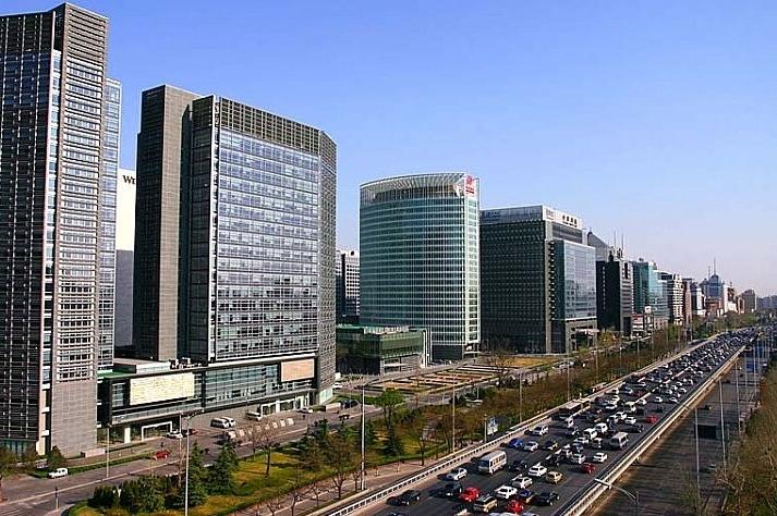 مدينة بكين الصينية Beijing-Financial-Street-overall