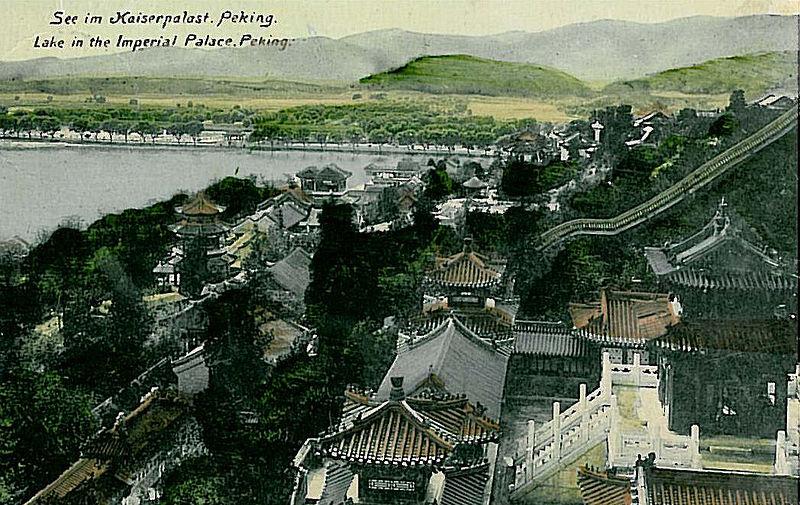 مدينة بكين الصينية Historical-view-of-Peking