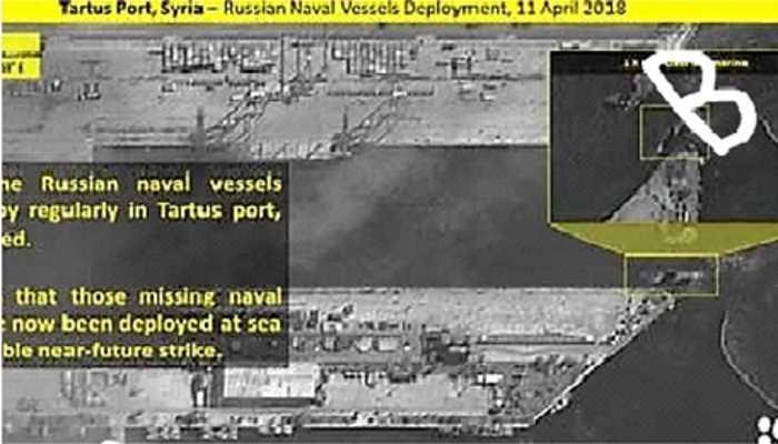 الضربة العسكرية الغربية المحدودة في سوريا ... الكيفية والدلالات 100159