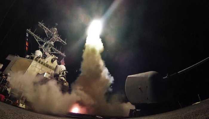 الضربة العسكرية الغربية المحدودة في سوريا ... الكيفية والدلالات 100163