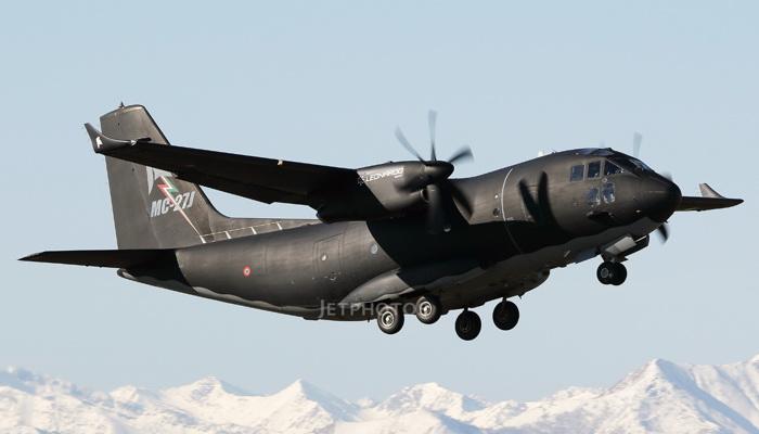 الجيش الجزائري يسعى لإقتناء طائرات الإستطلاع والمراقبة MC-27J 00032