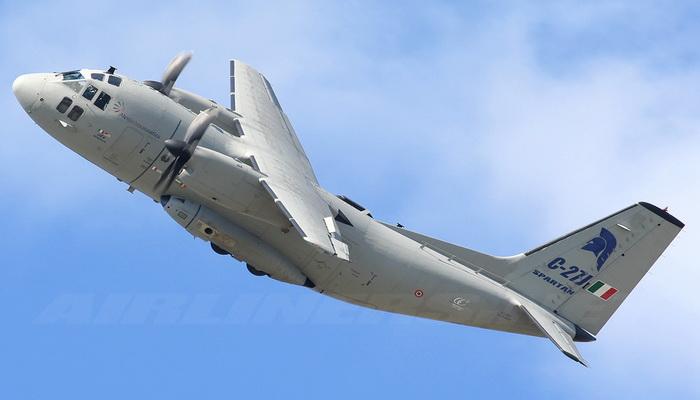 الجيش الجزائري يسعى لإقتناء طائرات الإستطلاع والمراقبة MC-27J 00033