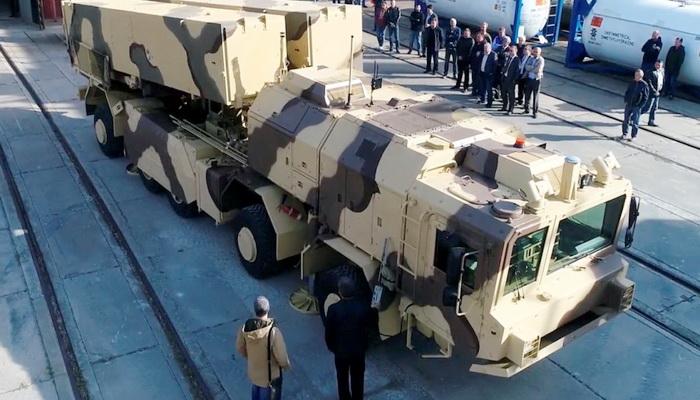 """السعودية تتسلم وثائق مشروع الصاروخ """"غروم-2"""" الأوكراني 008"""