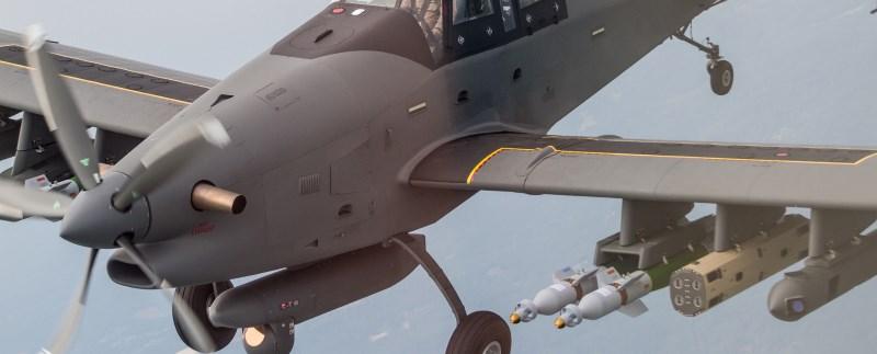 شركة IOMAX  تسرع لإتمام صفقة بيع 10 طائرات Archangel لمصر Iomax