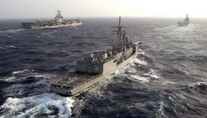 إنطلاق مناورات عسكرية بحرية بين تركيا والناتو بمشاركة عدد من الدول من بينها الجزائر    0000178