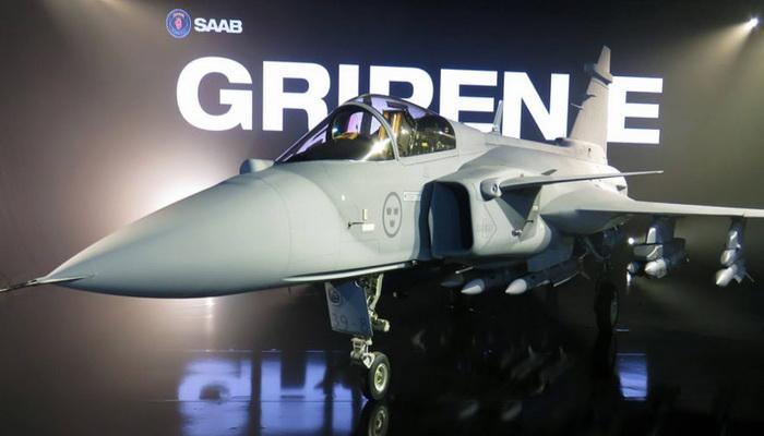 المقاتلة ساب جريبن SAAB Gripen E - صفحة 5 00157