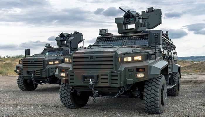 تركيا تسعى لرفع قيمة صادرات منتجاتها الدفاعية خلال 2018 لتصل لـ 2.5مليار دولار 0098