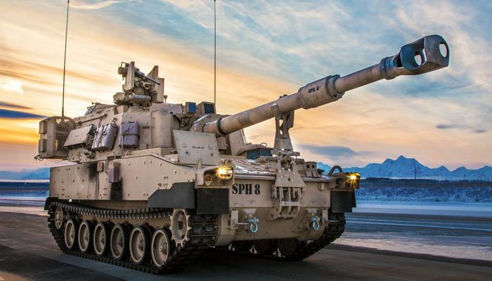 شركة BAE Systems تتحصل على عقد بقيمة 474 مليون دولار لدعم نظام M109 المدفعي. 10000441