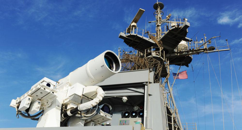 سلاح ليزري متطور للبحرية الأمريكية بحلول 2020م 100202