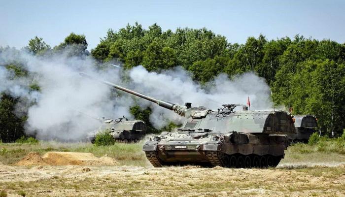 الجيش الألماني يمنح شركة Rheinmetall عقداً بقيمة 122 مليون دولار لتوفير ذخائر المدفعية 101357