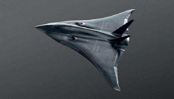 قاذفة استراتيجية روسية جديدة بتصميم ثوري على شكل جناح واحد 1048