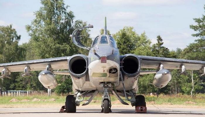 روسيا تحدّث مقاتلاتها من طراز سوخوي SU-25 الهجومية 200227