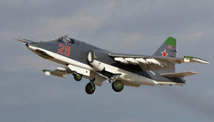 روسيا تحدّث مقاتلاتها من طراز سوخوي SU-25 الهجومية 200228