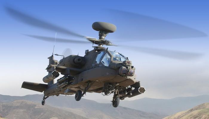 شركة لوكهيد مارتن الأمريكية تطور مروحيات الأباتشى الهجومية الخاصة بالقوات الجوية المصرية. 200323