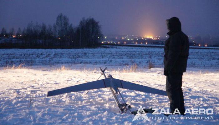 """""""كلاشنكوف"""" تنتج طائرات تحلق بدون ضجيج 051"""
