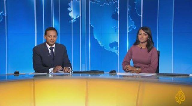 لاول مرة في تاريخ القنوات العربية إشتراك وجهان أسمران إفريقيان في تقديم نشرة أخبار، أحدهم سوداني %D9%85%D9%8A%D8%A7%D8%AF%D8%A9-%D8%B9%D8%A8%D8%AF%D9%88