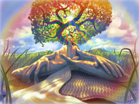 Кундалини - змеиная энергия жизни. Aum_kundalini