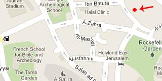 الأسواق والمحلات التجارية والحرفية والمطاعم والفنادق والجمعيات وغيرها في فلسطين واسرائيل Map