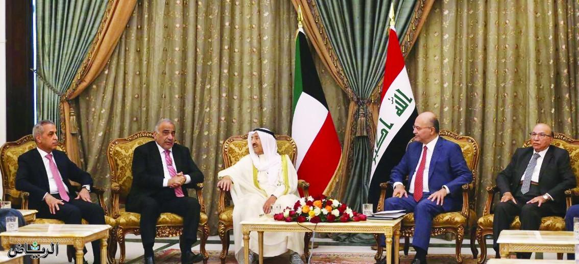 Kuwaiti Amir visits Baghdad 1000_20f4d871f7