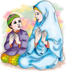 كيف نحبب الصلاة لأبنائنا؟ C