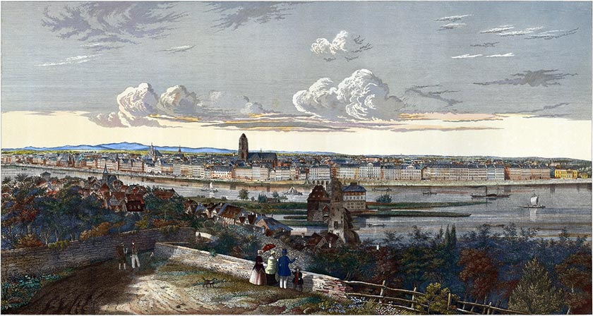 The Liberal Revolution (1789-1810) Frankfurt_01