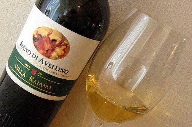 Per Mamma Rai l'Irpinia dei vini non esiste  Fiano08