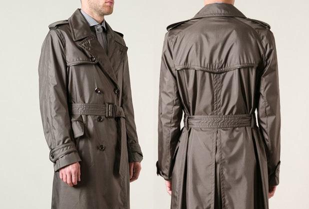 Vestuario para caballero  TomFordBeltedTrenchCoat