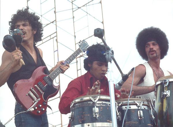 The Woodstock Experience (2009) Santana-Woodstock2