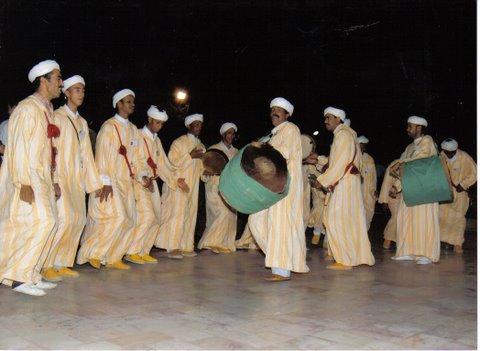 أحواش فولكلور أمازيغي بالصور Ahouache