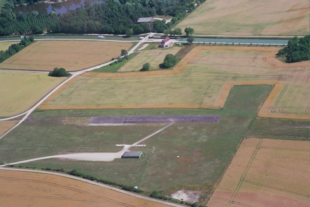 F5J Auxerre (89) Dimanche 30 Juin Terrain