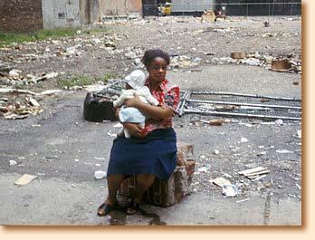 Detroit: así se hundió el Titanic del capitalismo estadounidense Usa-03481