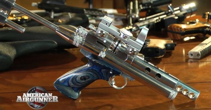 Custom airgun version XXL Closeup-custom-airgun-01