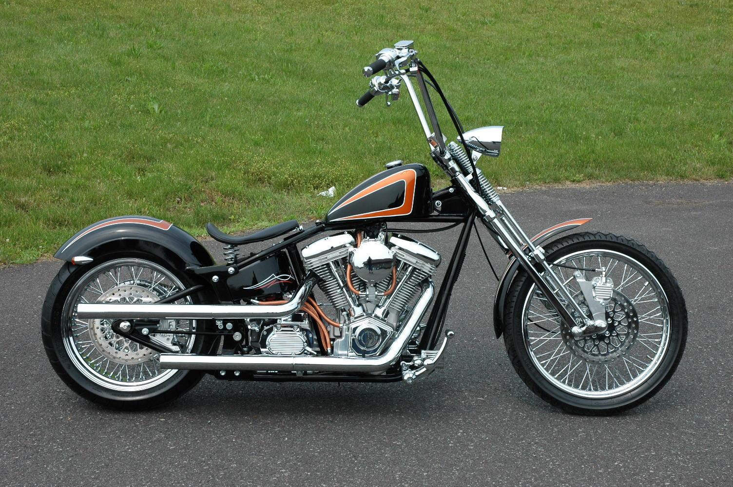 Que estilo de moto llevas en la sangre???? Dnacopperst1