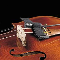 Gravação de Som AUDATM350_violin_mount