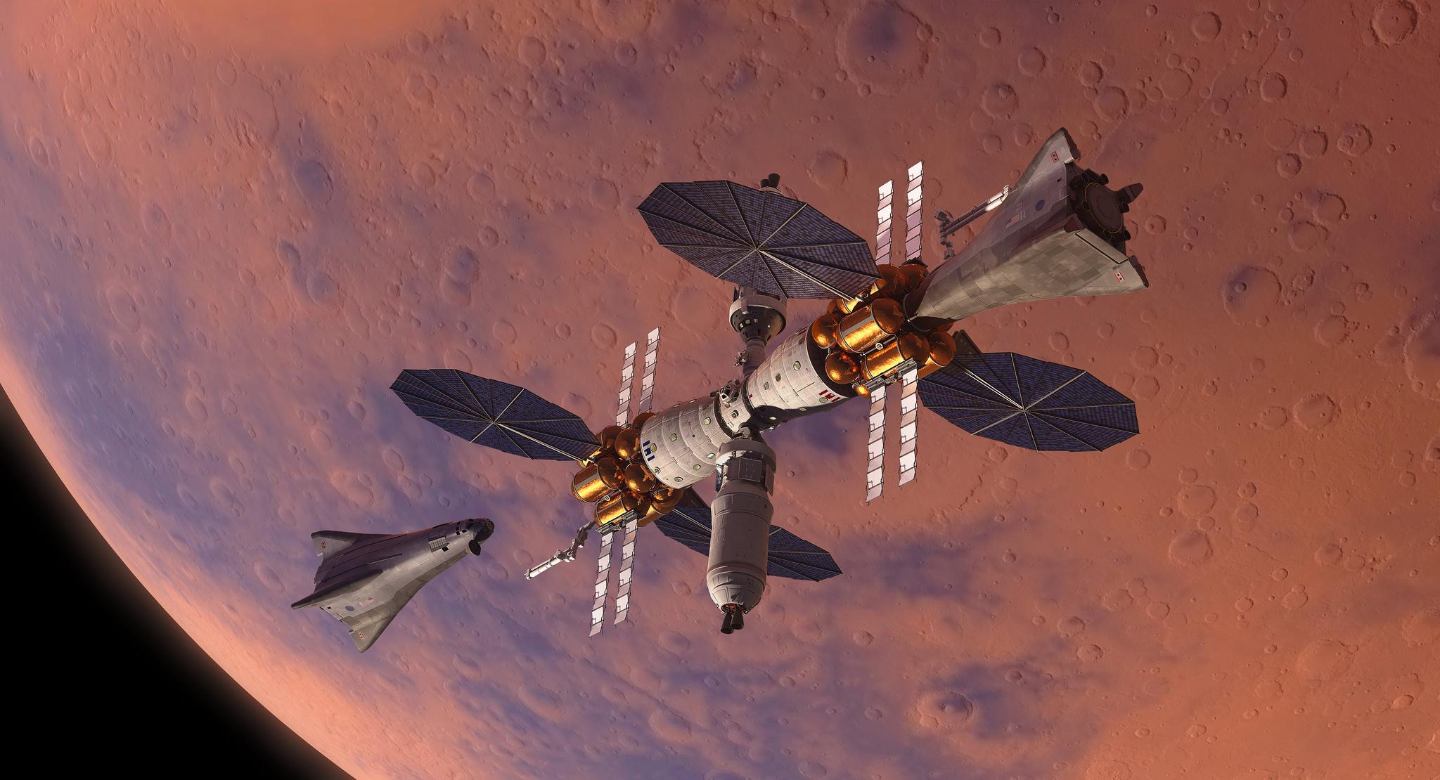 Lockheed Martin et son DSG (Deep Space Gateway)    - Page 3 37272639941_d86a86facb_k