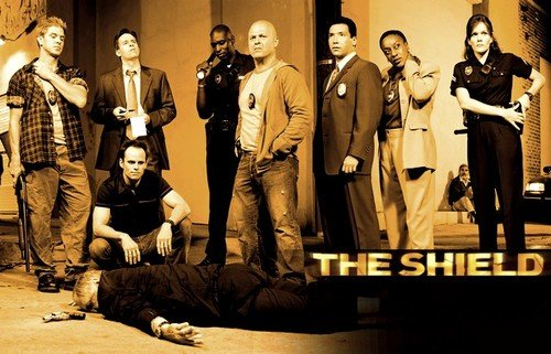 Images de séries et films The_shield