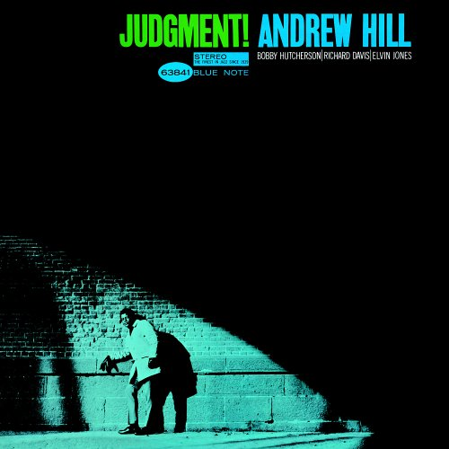 Les pochettes Blue Note Records Album-Andrew-Hill-Judgment