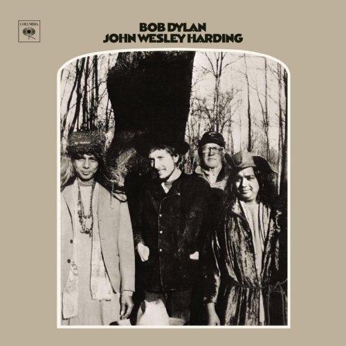 A rodar X                          Album-Bob-Dylan-John-Wesley-Harding
