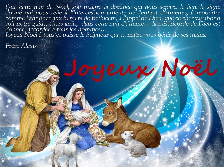 L'incarnation de JESUS CHRIST - Page 5 Didiernoel2015