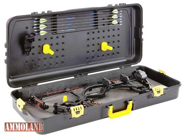 Attachement carbon blade dans une valise... Plano-Parallel-Limb-Bow-Case