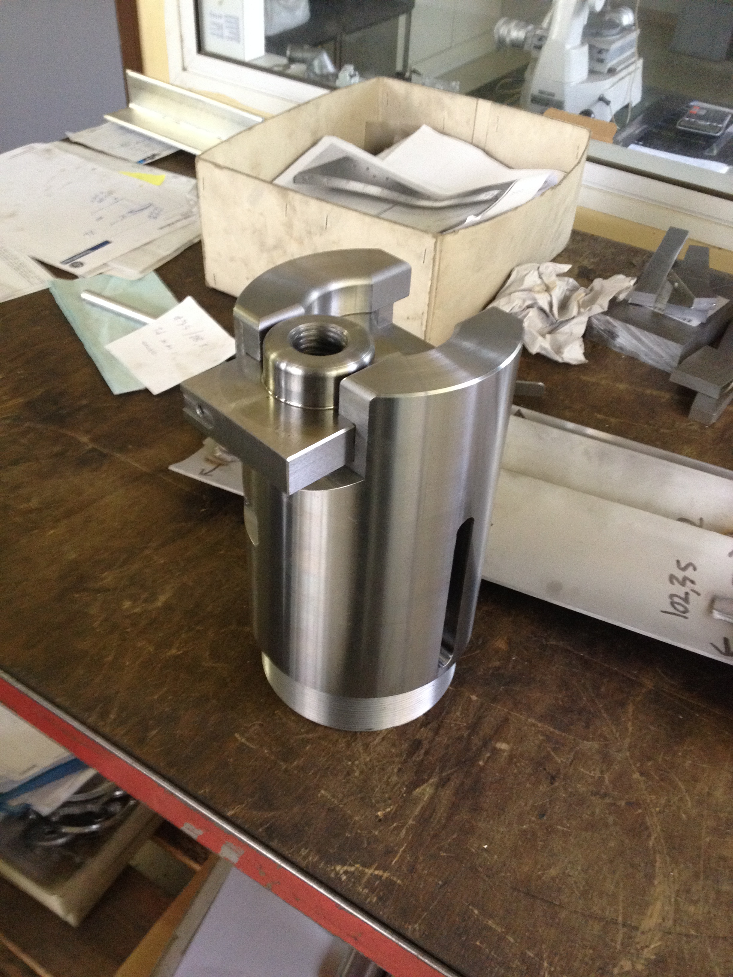 Materiel de test Btu-02