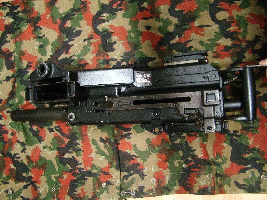 Gepard GM6 .50 caliber Heavy Sniper Rifle Mk19mod2-1