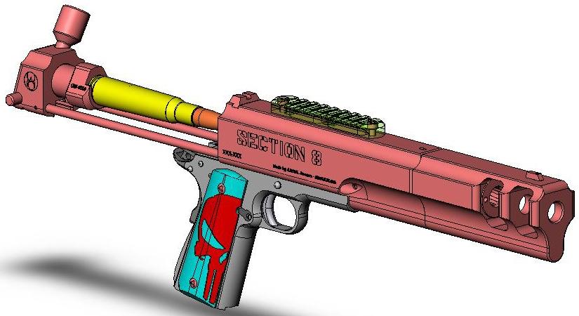 Les Pistolets : Zombies Killers S8-03