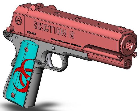 Les Pistolets : Zombies Killers S8-ar-01