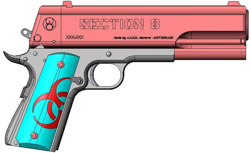 Les Pistolets : Zombies Killers S8-ar-04