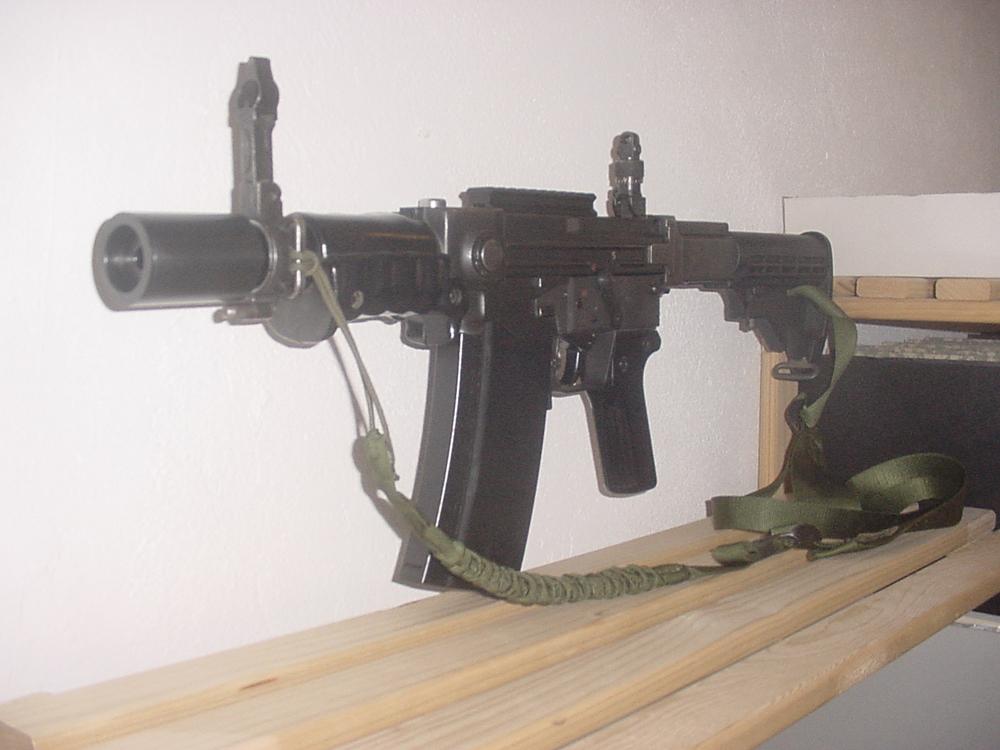 STG 57, AMSD Custom Stg57-cqb