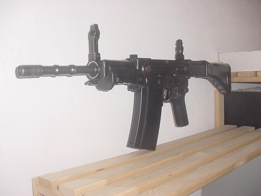 STG 57, AMSD Custom Stg57-short