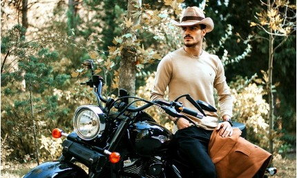 Accessoires de Bikers Accessoires-vetements-hommes-femmes-bikers-lady-rider-harley-custom-moto